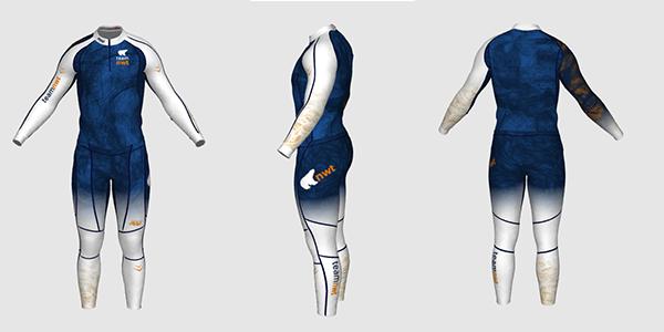 Team NWT suit